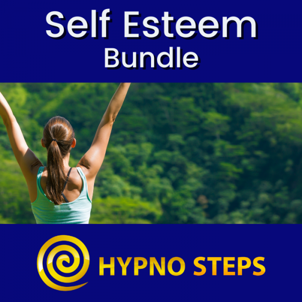 Self Esteem Bundle Guided Visualizations