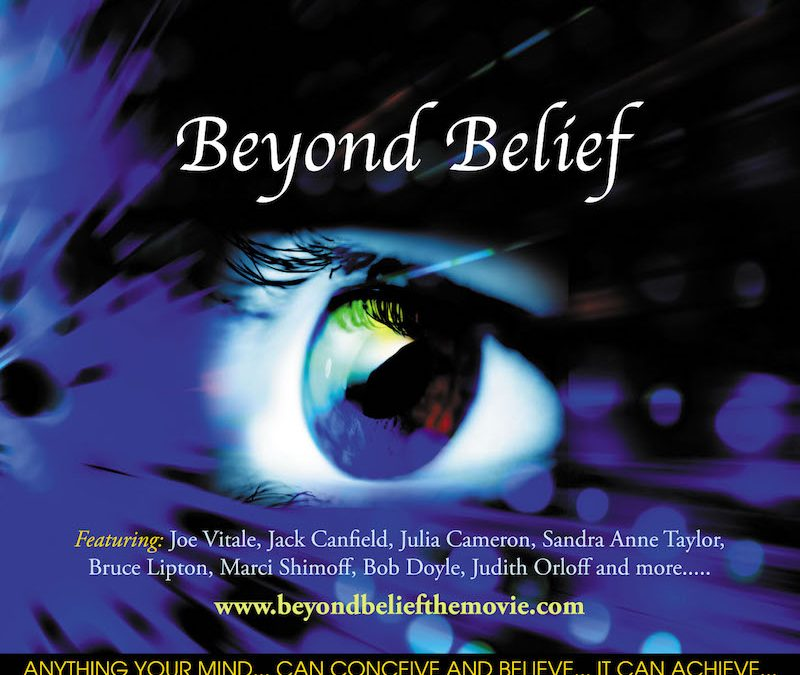 Beyond Belief CD Cover